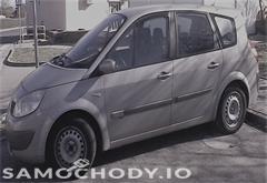 z miasta oborniki Renault Grand Scenic II (2003-2009)    2,0 benzyna + gaz 2004 r bezwypadkowy 7- osobowy