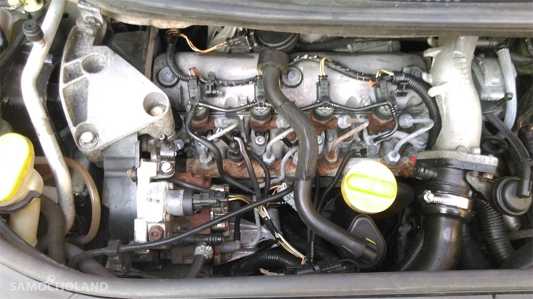 Renault Grand Scenic II (2003-2009) Samochód osobowy z hakiem, 7 osobowy, w dobrym stanie do jeżdżenia 11