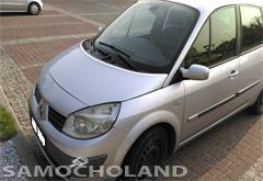 renault z województwa śląskie Renault Grand Scenic II (2003-2009) Samochód osobowy z hakiem, 7 osobowy, w dobrym stanie do jeżdżenia