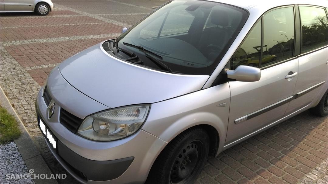 Renault Grand Scenic II (2003-2009) Samochód osobowy z hakiem, 7 osobowy, w dobrym stanie do jeżdżenia 1