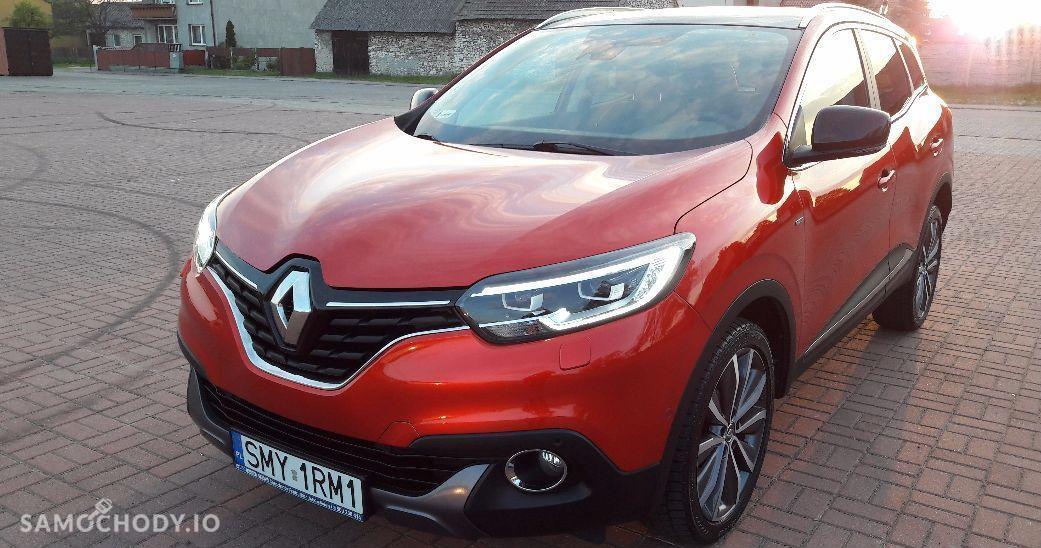 Renault Kadjar SUV , Skóra, światła LED 1