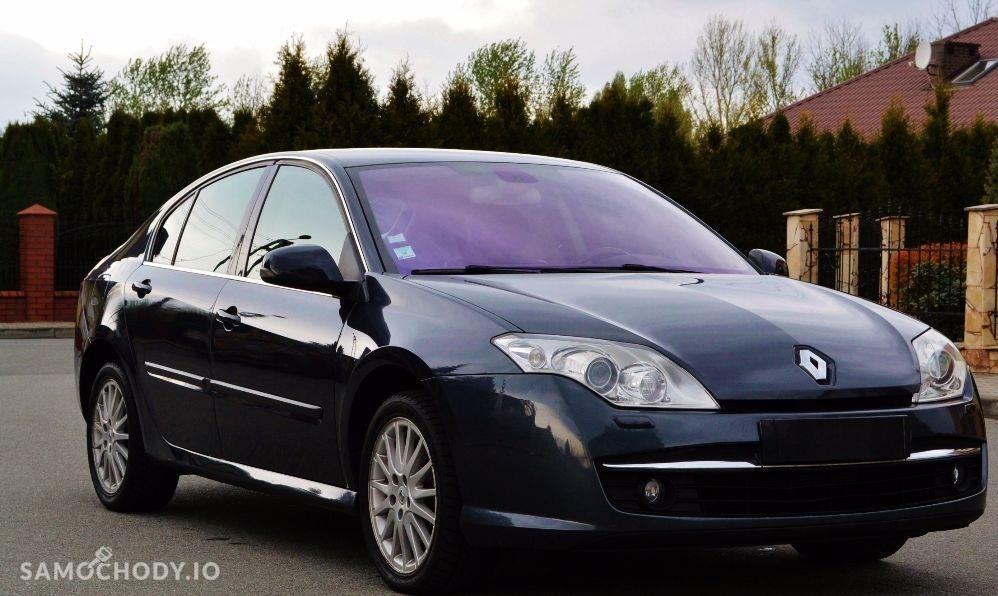 Renault Laguna III (2007-) ASO 2.0 150KM, książka, możliwa zamiana 1