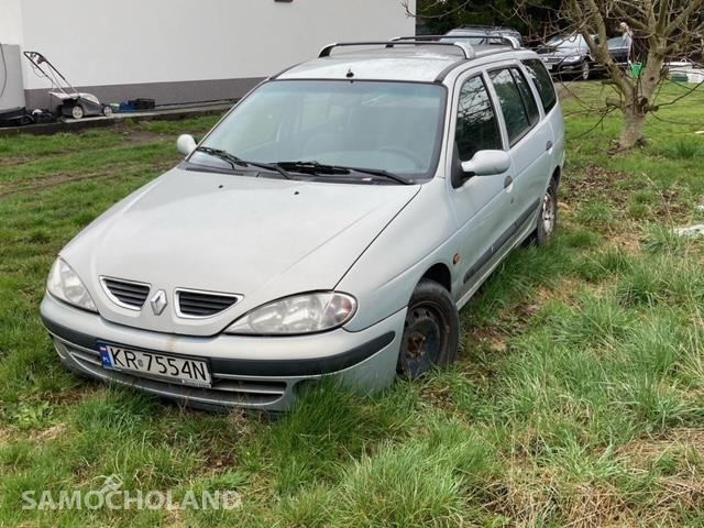 Renault Megane I (1996-2002) Przeskoczył rozrząd reszta ok  4