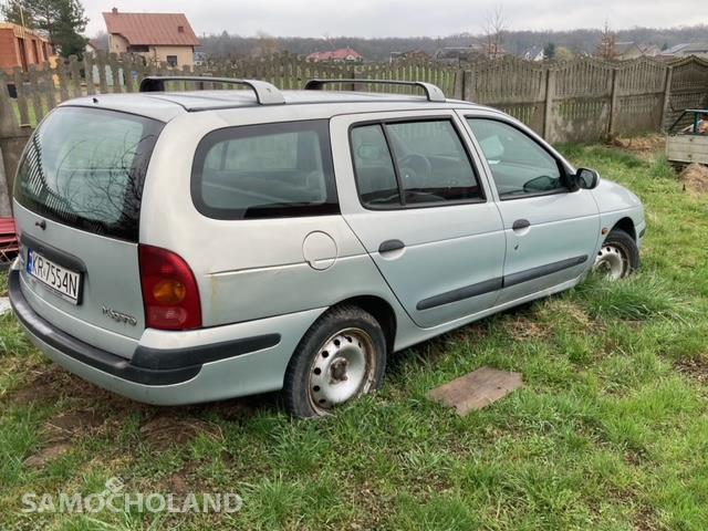 Renault Megane I (1996-2002) Przeskoczył rozrząd reszta ok  2