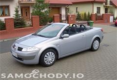 renault megane ii (2002-2008) Renault Megane II (2002-2008) kabriolet, klimatyzacja automatyczna, dach panoramiczny