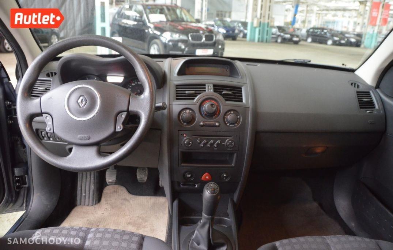 Renault Megane II (2002-2008) tempomat , klima , elektryczne szyby 4