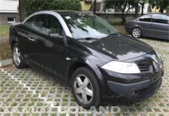 renault Renault Megane II (2002-2008) Cabrio Coupe 1.6 benzyna