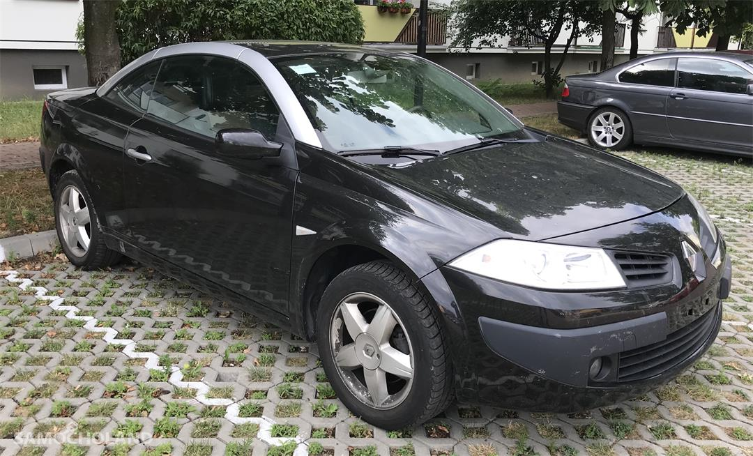 Renault Megane II (2002-2008) Cabrio Coupe 1.6 benzyna 1