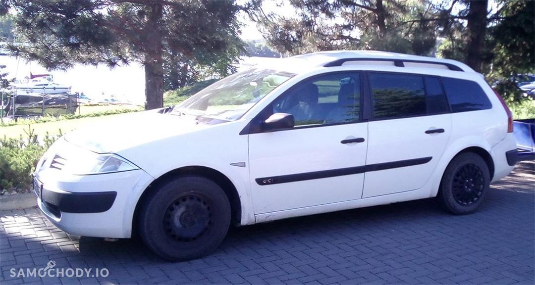 renault megane ii (2002-2008) Renault Megane II (2002-2008) Super ekonomiczne i zadbane auto