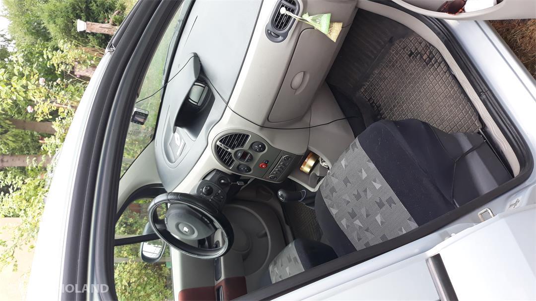 Renault Modus Auto niezawodne 1