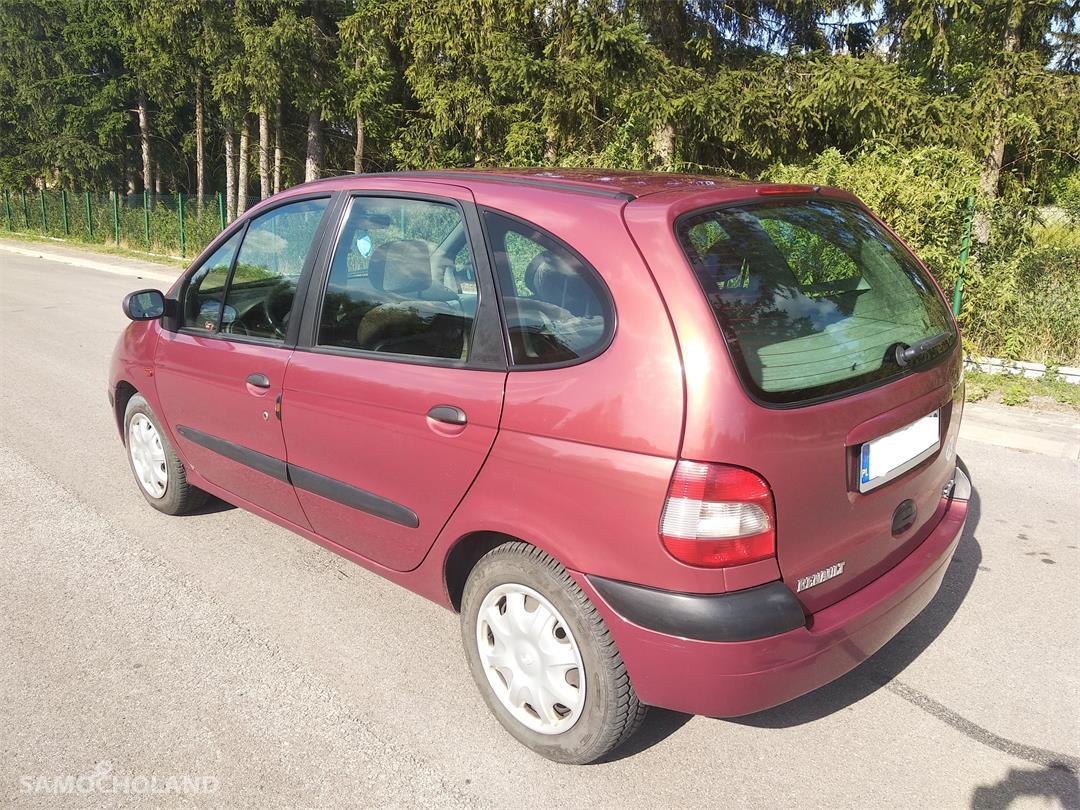 Renault Scenic I (1997-2003)  1.6 benzyna 16V zadbany 4