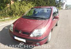renault z województwa mazowieckie Renault Scenic I (1997-2003)  1.6 benzyna 16V zadbany