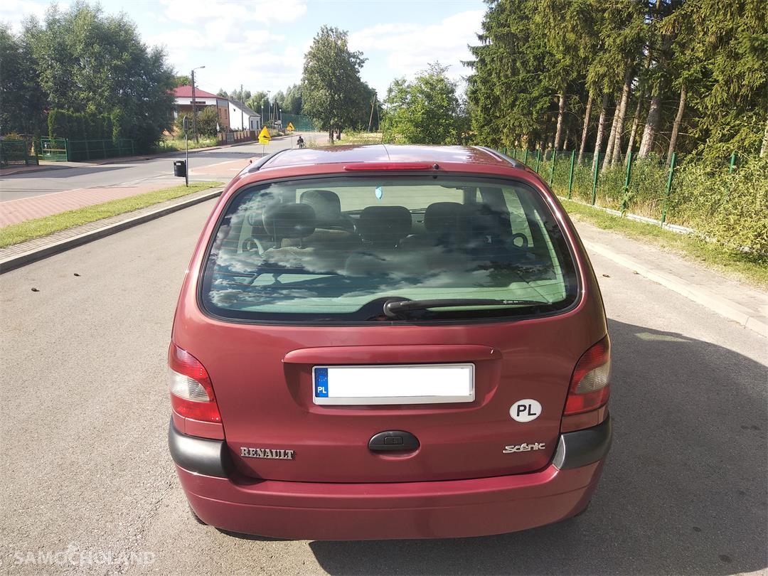 Renault Scenic I (1997-2003)  1.6 benzyna 16V zadbany 22