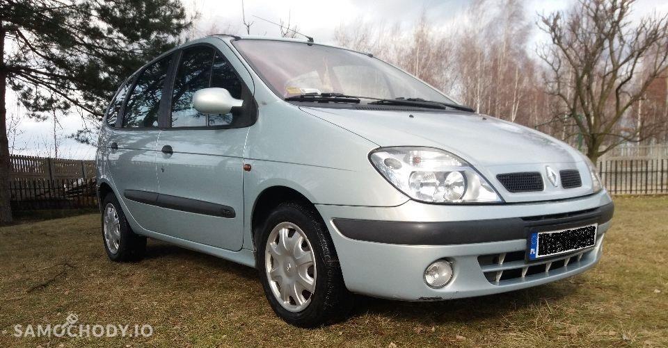 Renault Scenic I (1997-2003) 1.9 Diesel 105KM opłaty do 2018, os. prywatna 1
