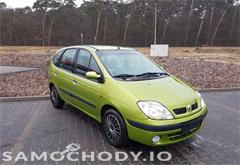 renault scenic Renault Scenic I (1997-2003) Benzyna 1.6 100KM 1999r.