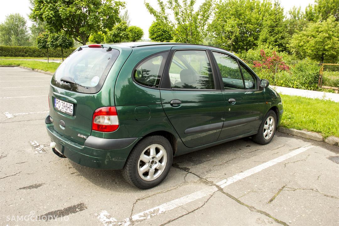 Renault Scenic I (1997-2003) Renault Scenic 1,8 120KM, klimatronic z 2000 roku 1