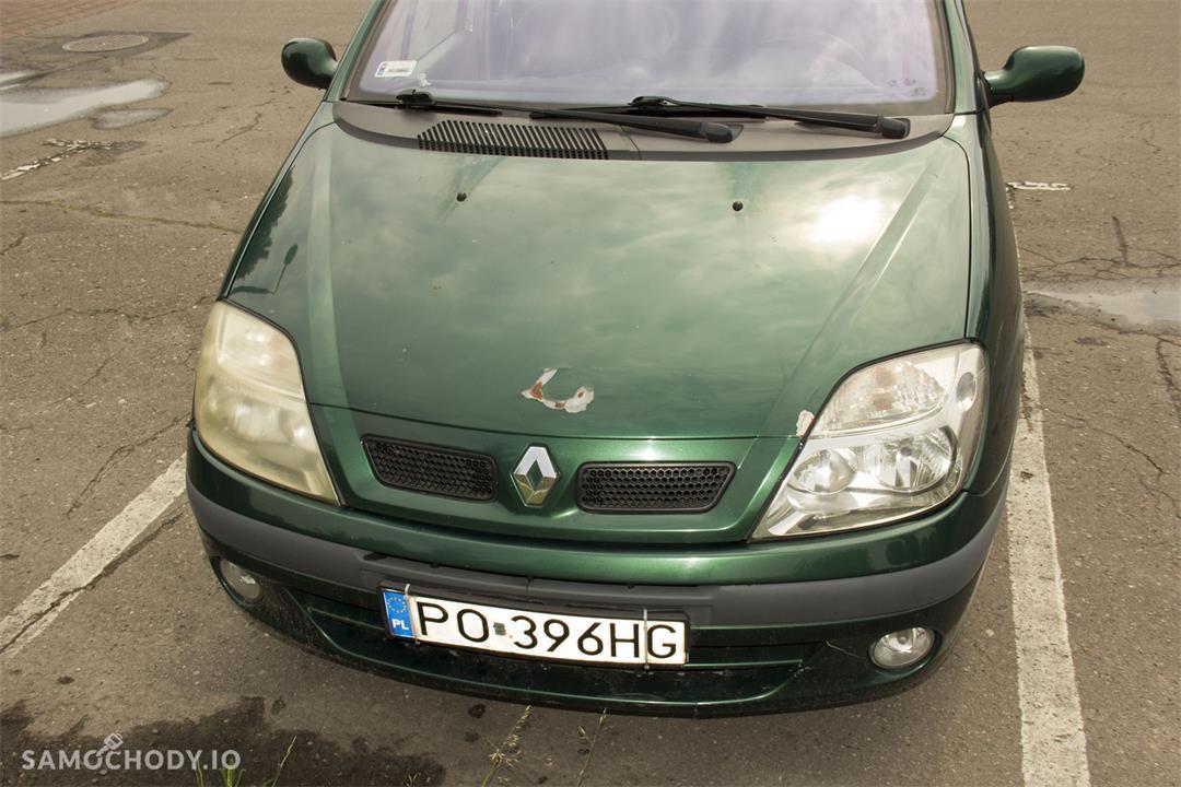 Renault Scenic I (1997-2003) Renault Scenic 1,8 120KM, klimatronic z 2000 roku 7