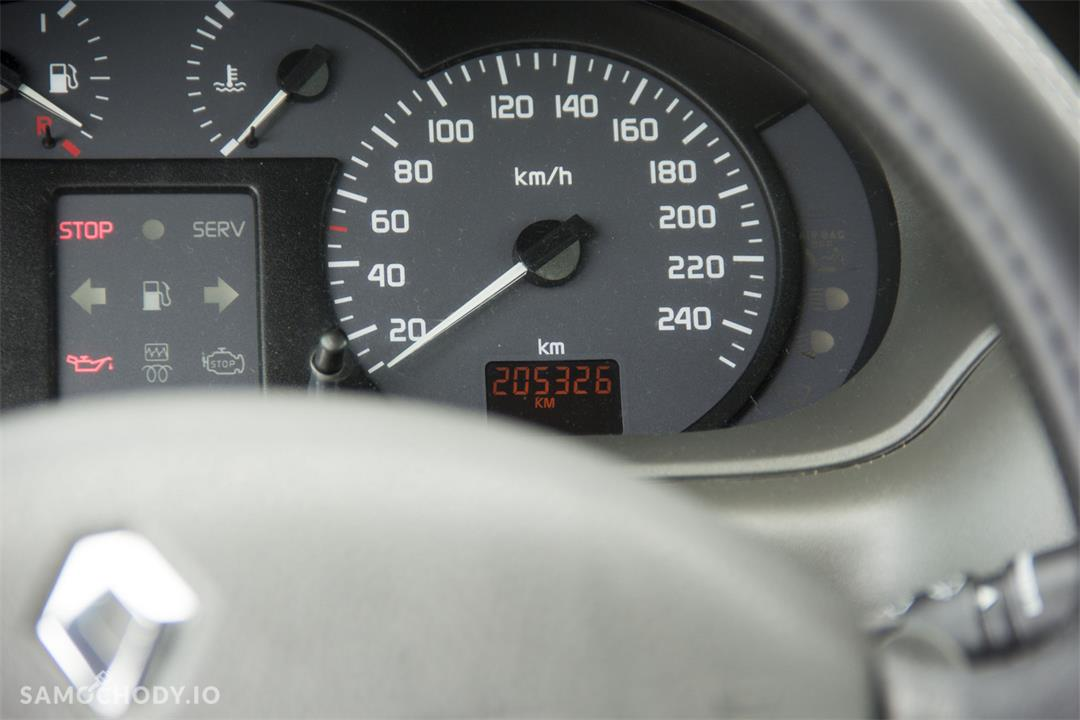 Renault Scenic I (1997-2003) Renault Scenic 1,8 120KM, klimatronic z 2000 roku 46