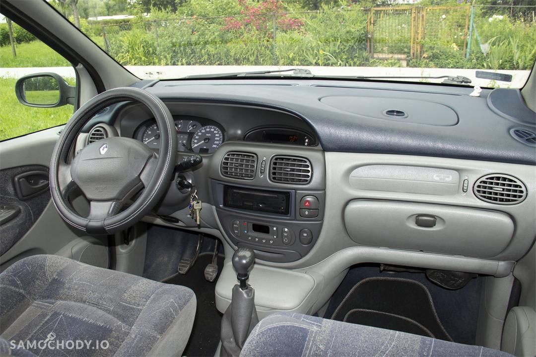 Renault Scenic I (1997-2003) Renault Scenic 1,8 120KM, klimatronic z 2000 roku 56