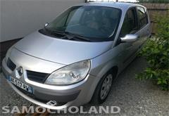 renault z województwa wielkopolskie Renault Scenic II (2003-2009) 1,9 Diesel  zapraszam
