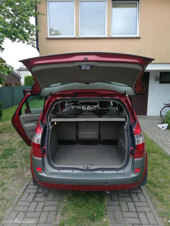 Renault Scenic II (2003-2009) 1.9 tdci 125 km, dach panorama, klima automatyczna. 22