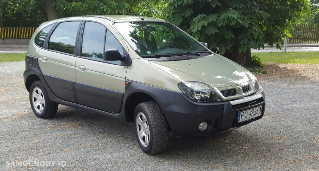 Renault Scenic RX4 4X4 , 1.9 DCI ,  terenowy 1
