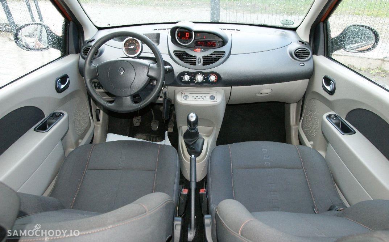 Renault Twingo II (2007-2014) klimatyzacja manualna, 76 KM , silnik 1.1 4