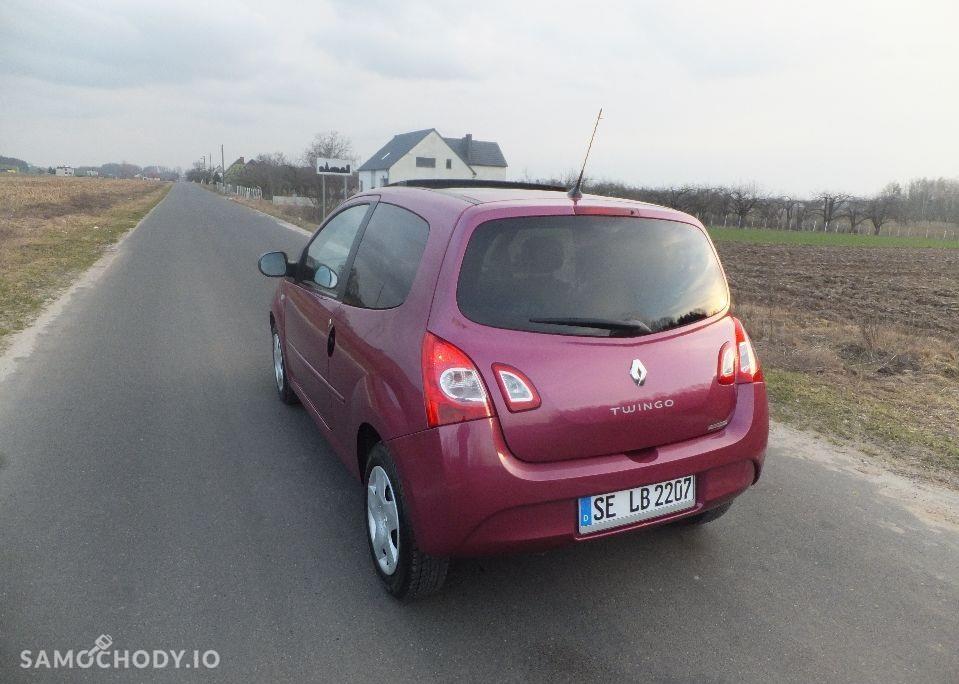 Renault Twingo II (2007-2014) szyberdach , przyciemniane szyby , tempomat  2