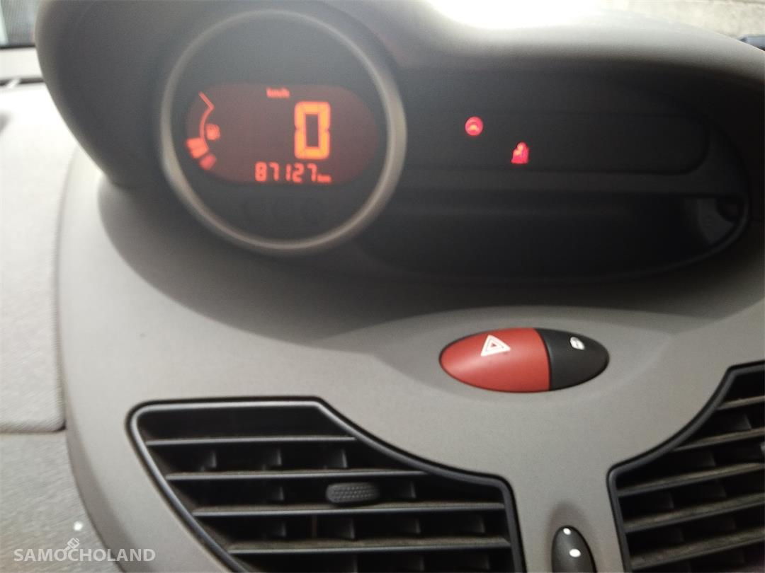 Renault Twingo II (2007-2014) Renault Twingo 2009r 87000km  1