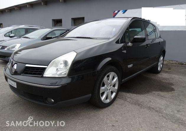 Renault Vel Satis XENONY , OPŁACONY , LPG  1