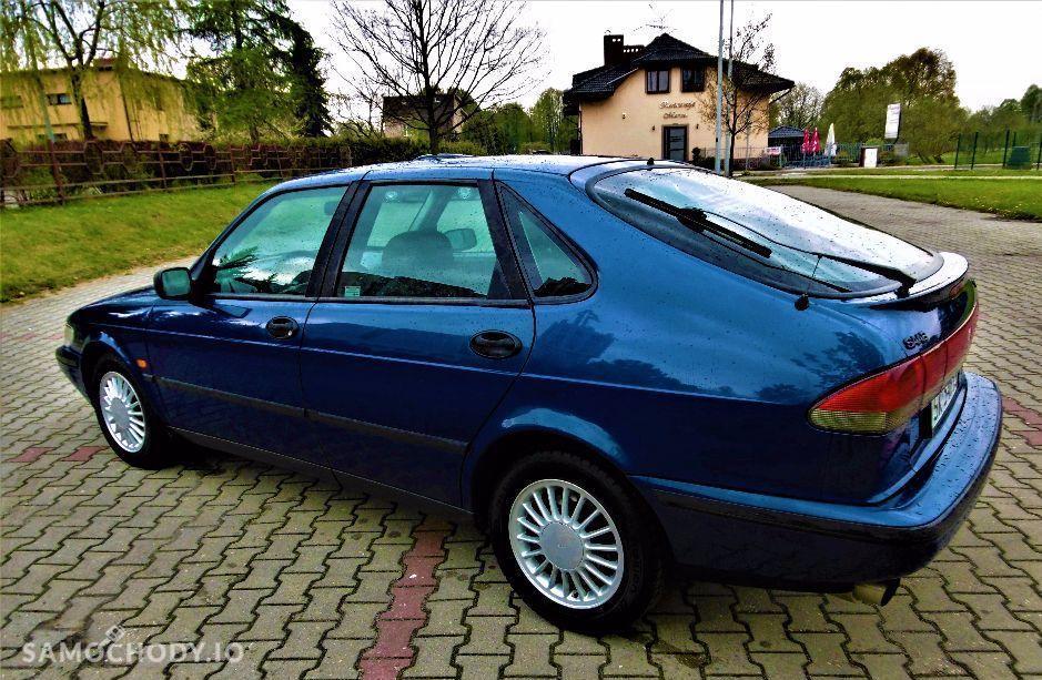 Saab 900 130 KM , KLIMA, BEZWYPADKOWY 2