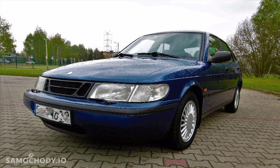 Saab 900 130 KM , KLIMA, BEZWYPADKOWY 1