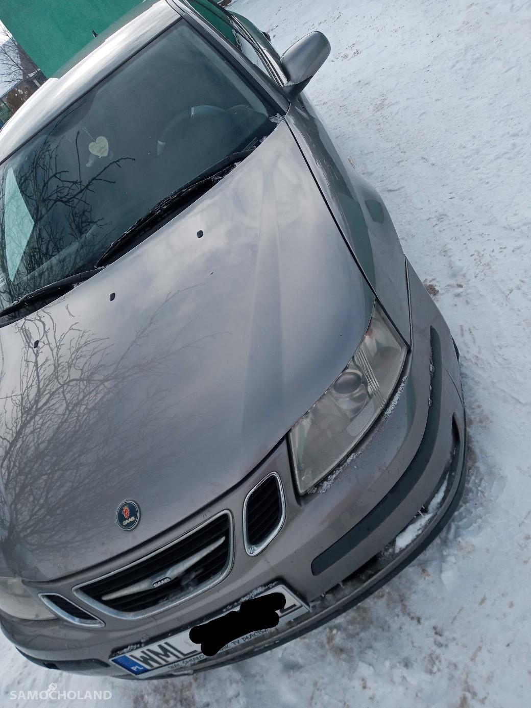Saab 9-3 II (2003-) Saab 9-3 2004r OKAZJA TANIO!!! 4