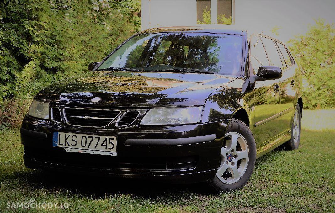 Saab 9-3X SportKombi DOINWESTOWANY , DIESEL , PRZYCIEMNIANE SZYBY 1