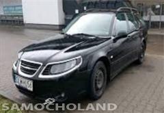 z wojewodztwa wielkopolskie Saab 9-5 95 2.0 turbo benzyna z gazem zarejestrowany w kraju