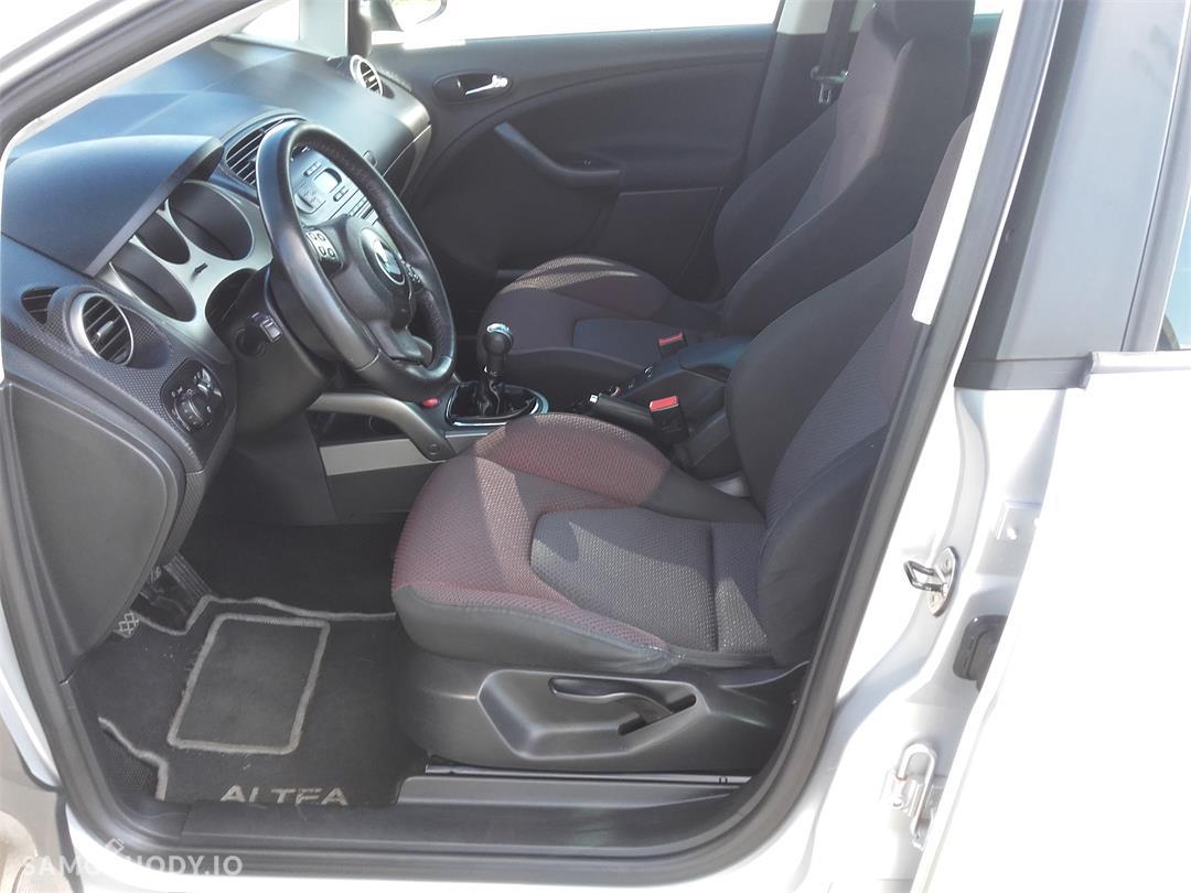 Seat Altea 2.0TDi  z 6-cio stopniową skrzynią biegów, w super stanie technicznym 16