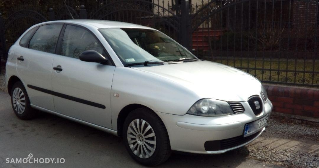 Seat Ibiza III (2002-2008) 1.9TDi 101KM Klima, bez wkładu finansowego 1