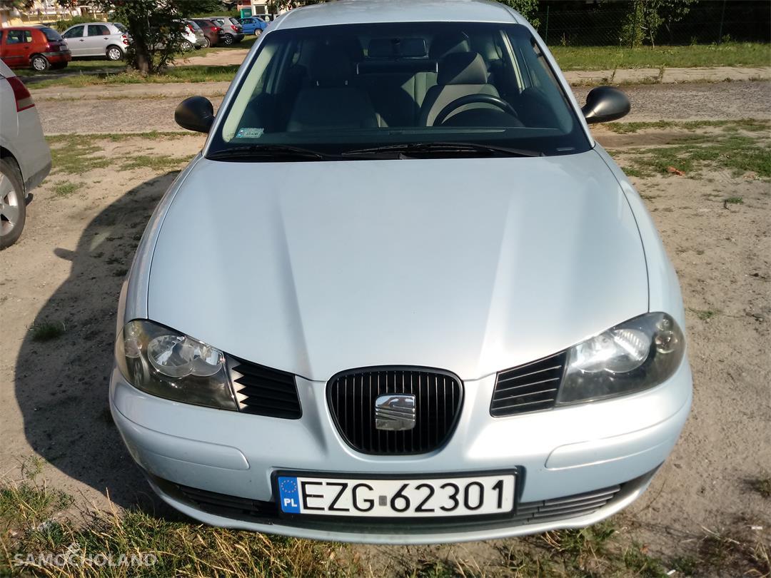 Seat Ibiza III (2002-2008) Auto kupione w polskim salonie. Nie sprowadzane.  1