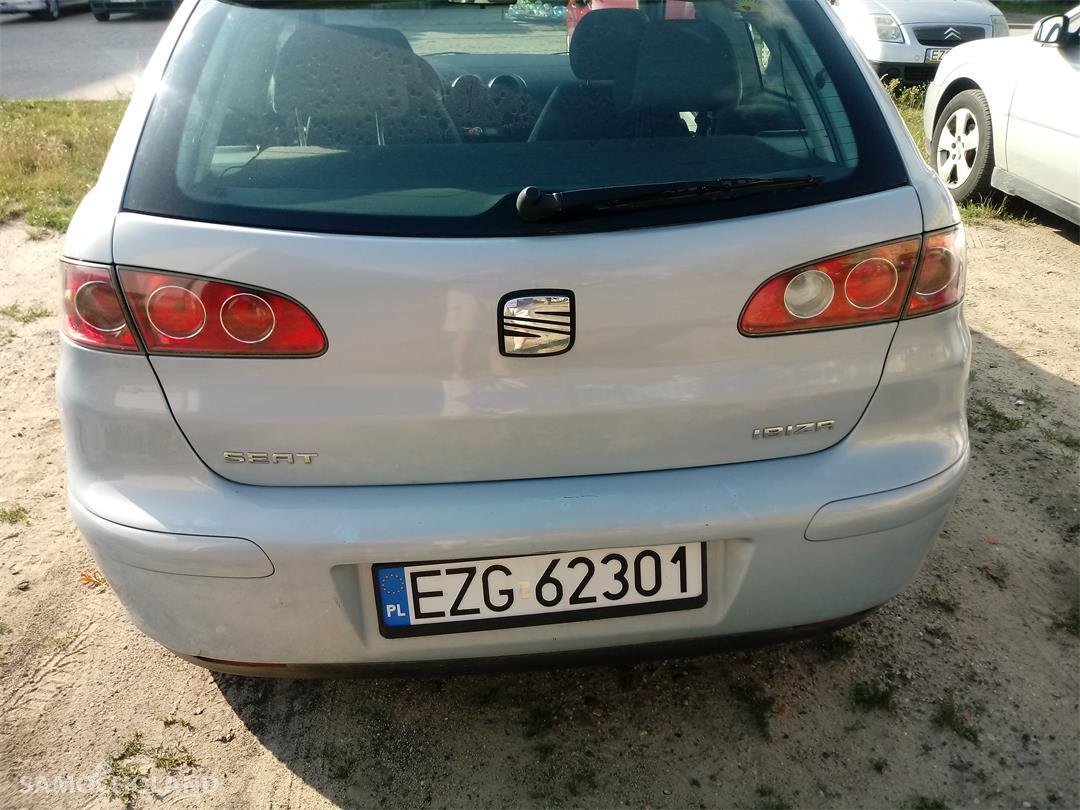 Seat Ibiza III (2002-2008) Auto kupione w polskim salonie. Nie sprowadzane.  2