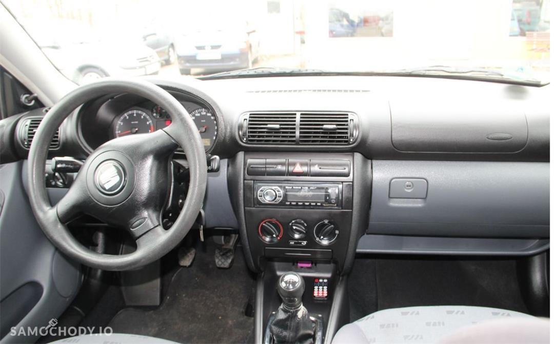 Seat Leon I (1999-2005) KLIMA , EKONOMICZNY , DYNAMICZNY  4