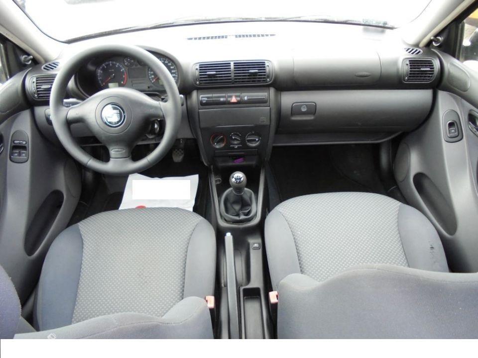 Seat Leon I (1999-2005) bezwypadkowy , pierwszy właściciel , serwisowany 4