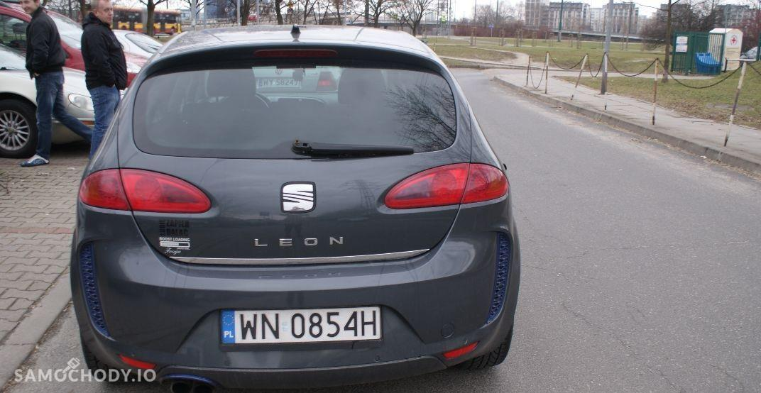 Seat Leon II (2005-2012) stan bardzo dobry, nowa turbina , silnik 140 KM 4
