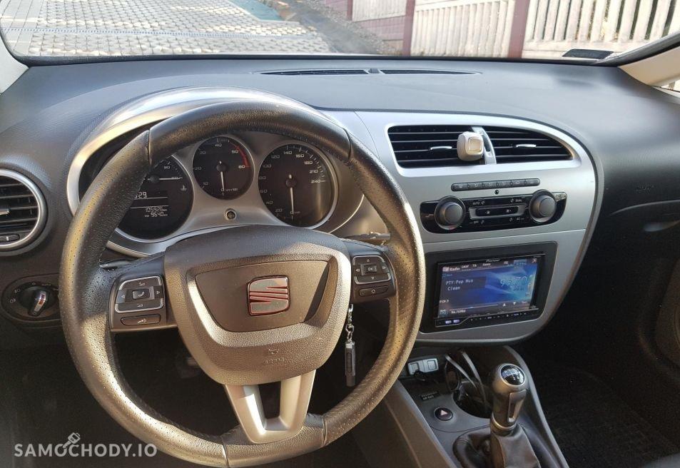 Seat Leon II (2005-2012) Diesel , silnik 1.9 , 105 KM 4