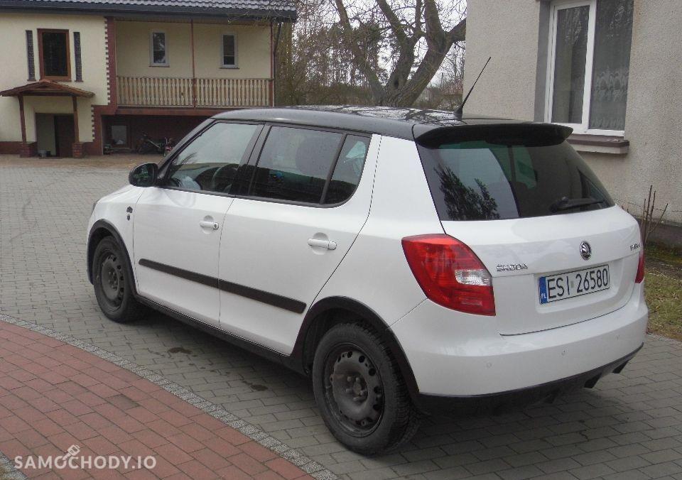 Skoda Fabia II (2007-) Diesel 1.6 90KM 2013r. 2