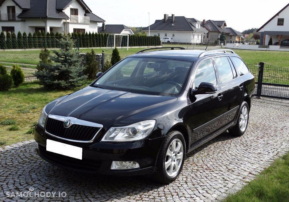 Skoda Octavia II (2004-2013) klima , stan bardzo dobry , czujniki parkowania  1