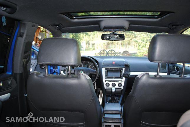 Skoda Octavia II (2004-2013) Octavia rs bogate wyposazenie 7