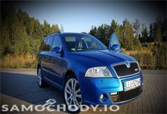 skoda z województwa lubelskie Skoda Octavia II (2004-2013) RS 2.0T FSI 200KM Xenon GPS Climatronic Parctronic