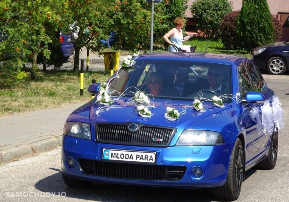 Skoda Octavia II (2004-2013) RS Krajowa Piękna 206KM GPS DVD 2