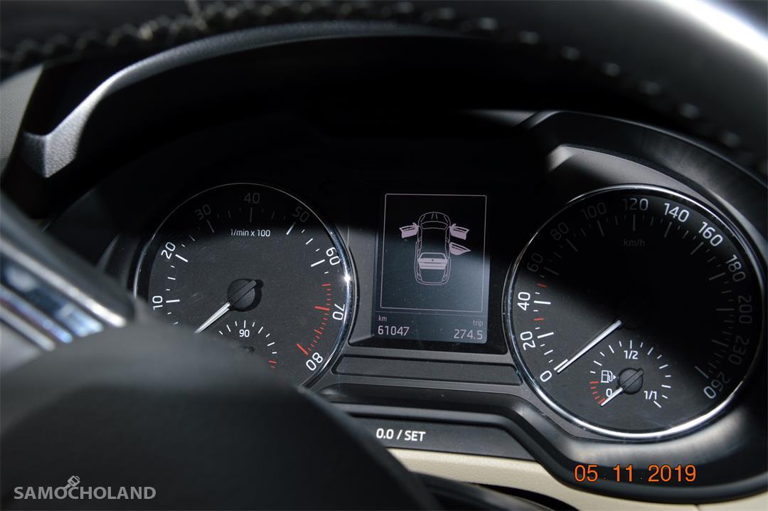 Skoda Octavia III (2013-) wersja elegance pierwszy właściciel zadbany 29