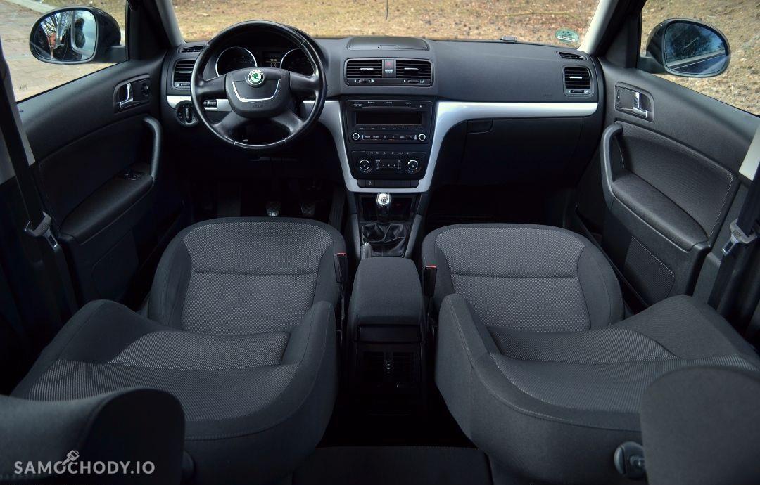 Skoda Yeti Benzyna 1.2 105KM 2010r. 4